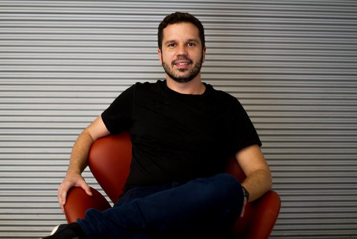 Luciano Brandão, CEO da VOLL